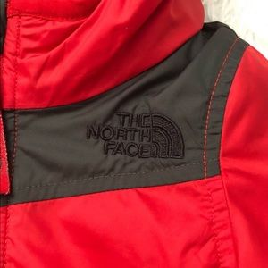 North face 0-3 month infant jacket